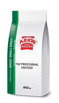 ARION Original Adult Small Breed Chicken & Rice 20kg