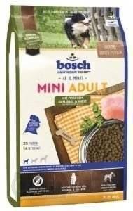 BOSCH Mini Adult Geflugel&Hirse / paukštiena&soros 3kg