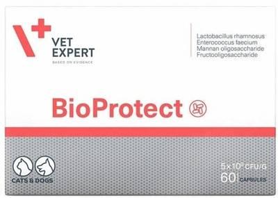 Bioprotect 60 kaps. Probiotikas
