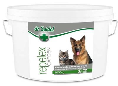 Dr. Seidel REPELEX Garden Saugo šunis ir kates 1kg