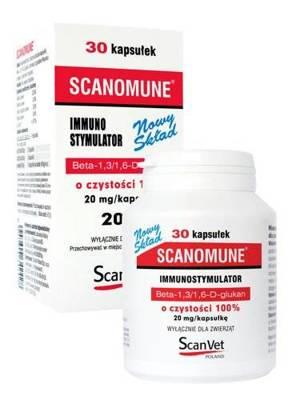 Scanomune 20mg x 30 tablečių