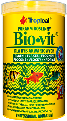 TROPICAL Bio-vit 250ml