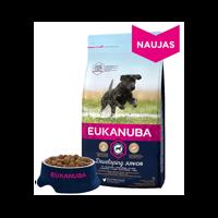 EUKANUBA Puppy&Junior Medium Breed 15kg