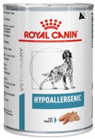 ROYAL CANIN Hypoallergenic DR21 400g skardinė