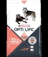 VERSELE-LAGA Opti Life Adult Skin Care Medium&Maxi 12,5kg