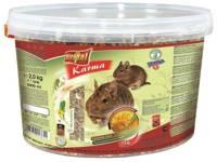 VITAPOL Visavertis maistas degu 2 kg kibiras